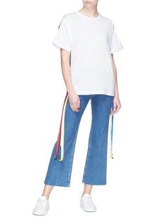 Ports 1961 Stripe sash outseam T-shirt