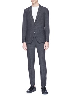 Topman Stripe soft blazer