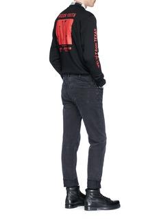 McQ Alexander McQueen 'Poison Youth' print sweatshirt