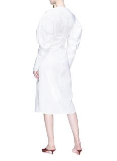 Georgia Alice 'Desert' puff sleeve shirt dress