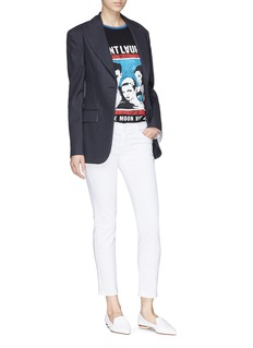 J Brand 'Hipster' cropped jeans