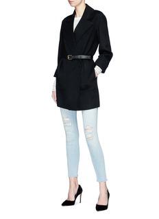 J Brand 'Alana' high rise skinny jeans