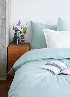 LANE CRAWFORD 有机棉床品四件套-象牙白色