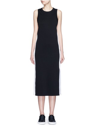 Main View - Click To Enlarge - rag & bone - 'Sam' sport side stripe jersey dress