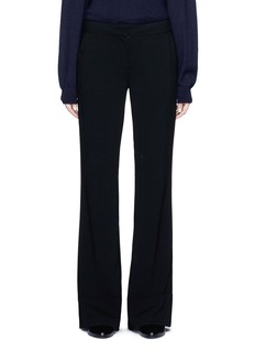 Co Folded cuff wide leg pants