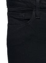 'The Chantal' skinny ankle grazer pants