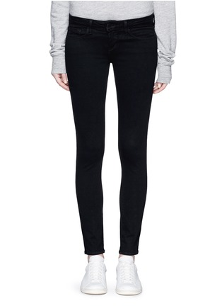 Main View - Click To Enlarge - L'Agence - 'The Chantal' skinny ankle grazer pants