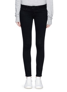 L'Agence 'The Chantal' skinny ankle grazer pants