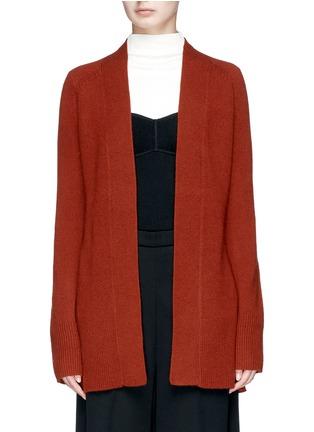 Main View - Click To Enlarge - Theory - 'Malinka C' cashmere long cardigan