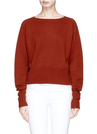 Main View - Click To Enlarge - Theory - Cashmere sweater