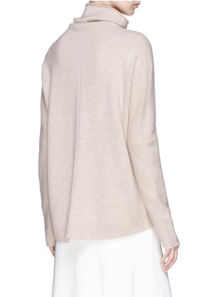 Back View - Click To Enlarge - Theory - 'Norman B' cowl neck cashmere sweater