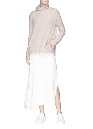 Figure View - Click To Enlarge - Theory - 'Norman B' cowl neck cashmere sweater