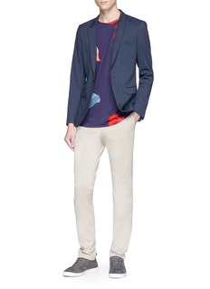 PS by Paul Smith Slim fit twill chinos