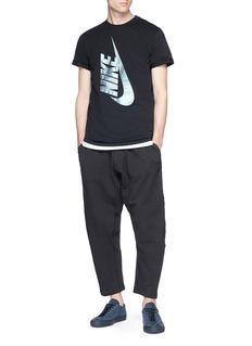 NikeLab Essentials' metallic logo print T-shirt