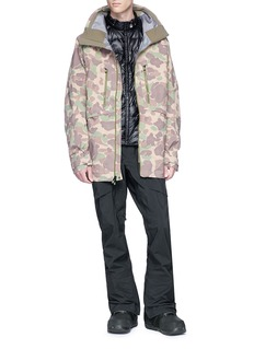 Burton 'AK457' packable down puffer jacket