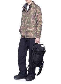Burton AK457多口袋双肩包