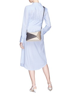 Alexa Chung 纯棉条纹衬衫裙