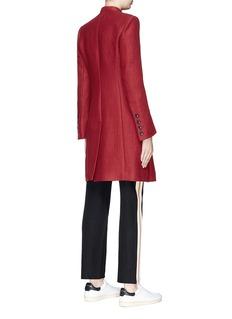 Isabel Marant 'Dias' double breasted twill coat