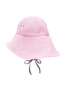 Maison Michel 'Julianne' rainbow patch bucket hat