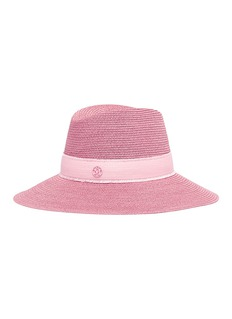 Maison Michel 'Kate' hemp straw fedora hat