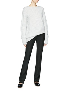 The Row 'Nolan' cashmere-silk sweater
