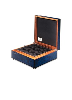 Jurali Accompaniment IV Bleu watch box