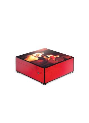 Jurali-Accompaniment IV Rouge watch box