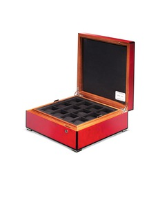 Jurali Accompaniment IV Rouge watch box