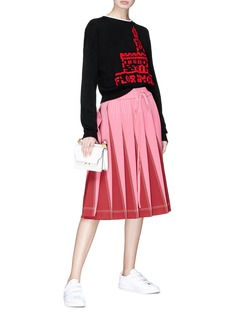 Emilio Pucci 'Florence' graphic jacquard sweater