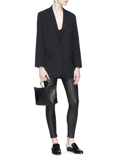 Vince Shawl down oversized suiting blazer