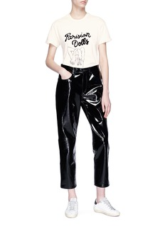 Sandrine Rose 'The Two Hundred in Must' graphic print T-shirt
