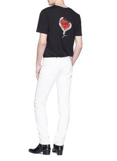 SAINT LAURENT 'Love 1974' print T-shirt
