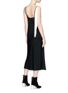 Ellery 'Fandango' fringe maxi slip dress