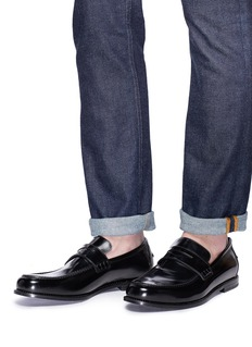 Jimmy Choo 'Darblay' patent leather loafers