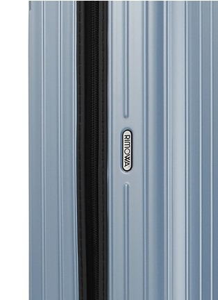 Detail View - Click To Enlarge - RIMOWA - Salsa Air Ultralight Cabin Multiwheel® IATA (Ice Blue, 33-Litre)