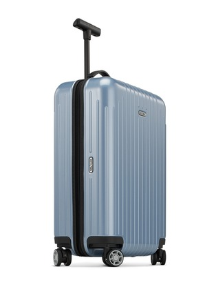 - RIMOWA - Salsa Air Ultralight Cabin Multiwheel® IATA (Ice Blue, 33-Litre)