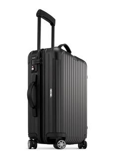 RIMOWA Salsa Cabin Multiwheel® IATA (Matte Black, 35-litre)