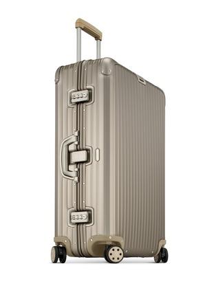 - RIMOWA - Topas Titanium Multiwheel® (Titanium, 85-litre)