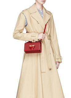 Loewe 'Barcelona' small leather crossbody bag