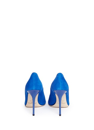 Back View - Click To Enlarge - Jimmy Choo - 'Abel' suede pumps