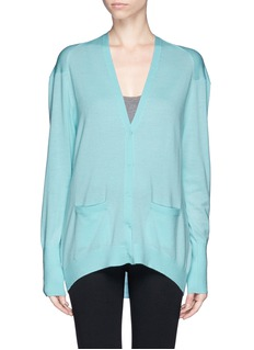 3.1 PHILLIP LIMWool-cashmere cardigan