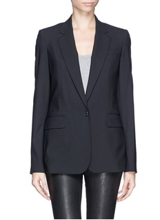 THEORY 'Jellar' virgin wool blazer