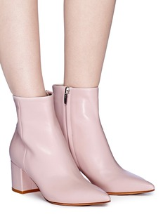 Gianvito Rossi 'Piper 60' leather ankle boots