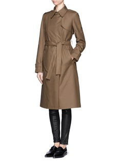 THEORY'Ashling' trench coat