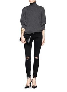J BRAND'Super Skinny' distressed jeans