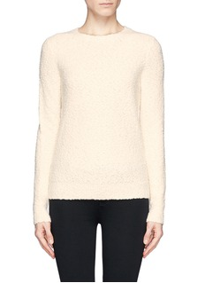 THEORY 'Jaidyn' wool bouclé sweater