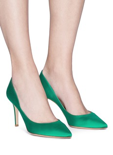 Gianvito Rossi 'Gianvito 85' satin pumps