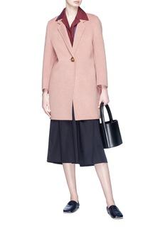Acne Studios 'Anin Doublé' wool-cashmere melton coat