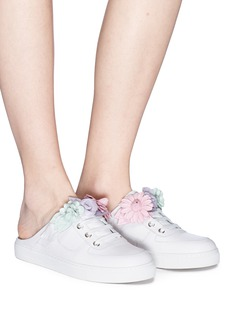 Sophia Webster 'Lilico Jessie' flower band mule sneakers