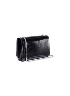 SAINT LAURENT 'Kate' medium patent leather crossbody bag